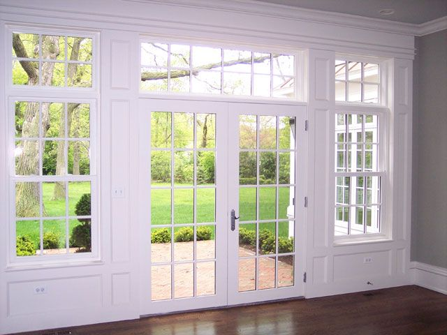 Replace sliding glass doors with this