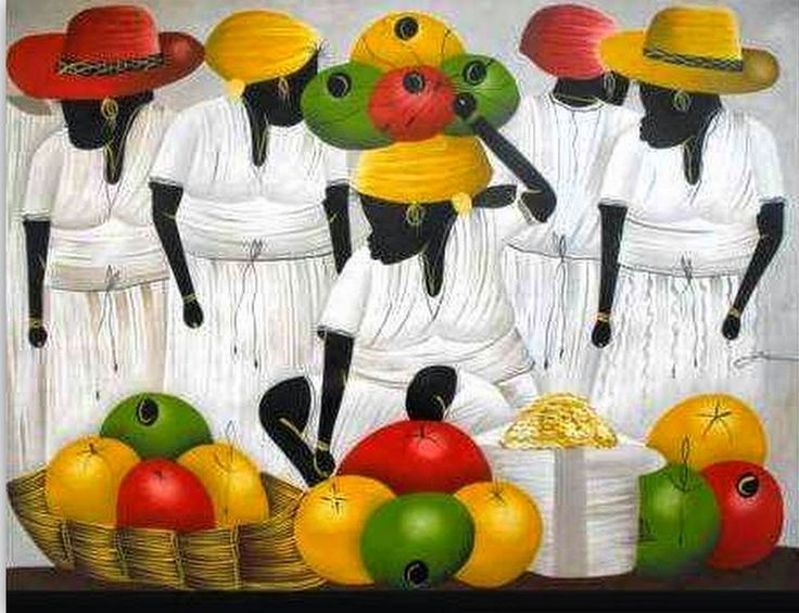 cuadros-de-campesinas-africanas-pinturas-al-oleo