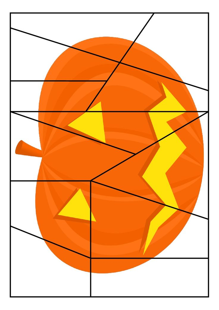 * Puzzel: Pumpkin!