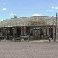 Prairie Hotel - Free Campsite- Flinders Region - North West Queensland   Camp Around Australia