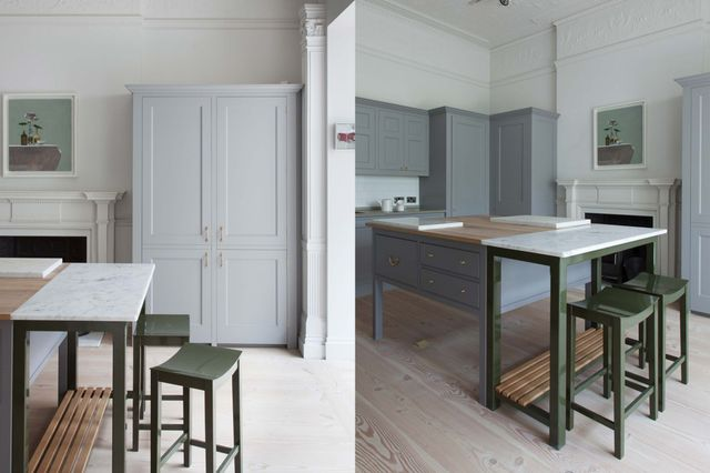 Tired of hyper-modern Scandinavian kitchens? You'll love these.