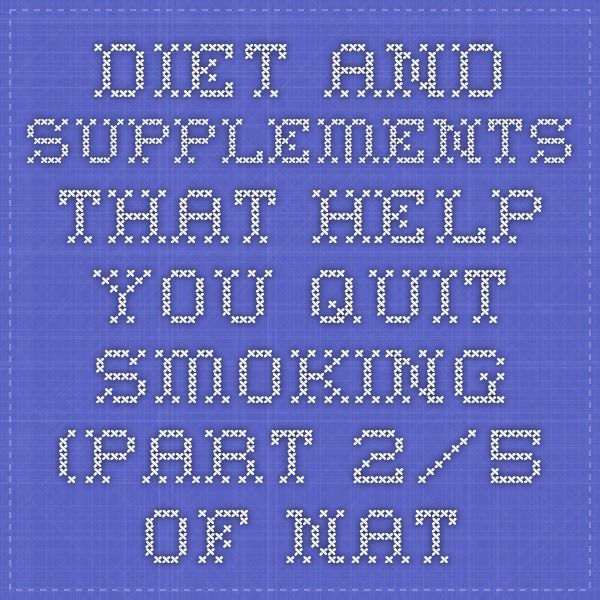 the successful ways that can help you quit smoking Keeping busy is a great way to stay smokefree on your quit day being busy will  help you keep your mind off smoking and distract you from cravings think about .
