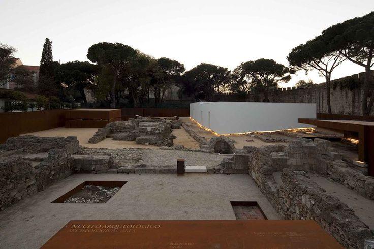 """Archeological Museum Of """"Praça Nova Do Castelo De São Jorge"""" - Picture gallery"""
