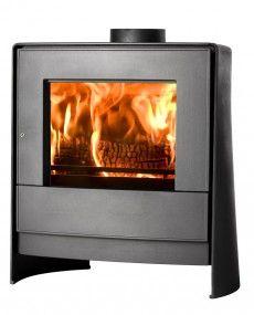 Nestor Martin C Series C43- Woodburning Stove - Wood Burning Stove - Freestanding Stove - Multifuel Stove - Cast Iron Stove - Traditional Stove