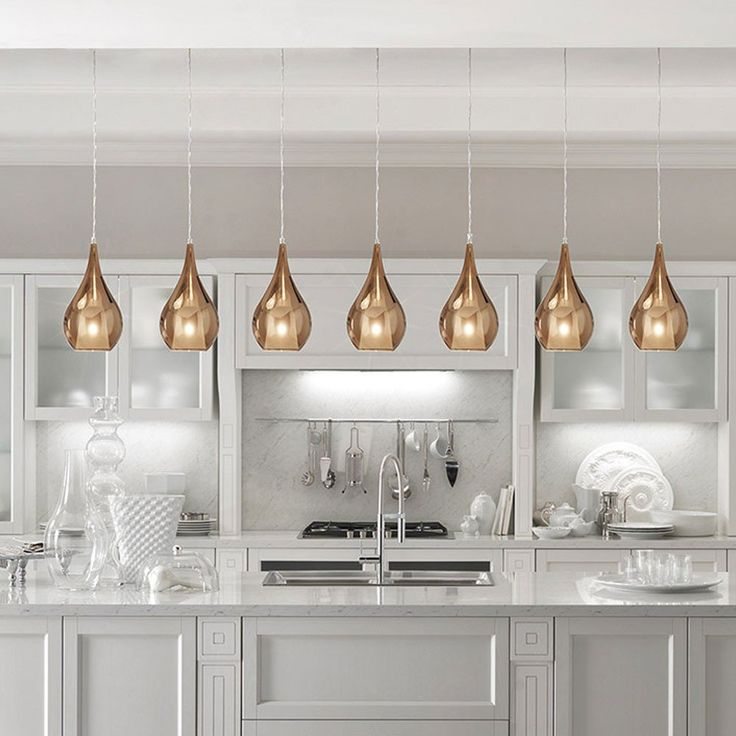 Italian Glass Tear Drop Pendant Light   Assorted Finishes – Lighting Collective