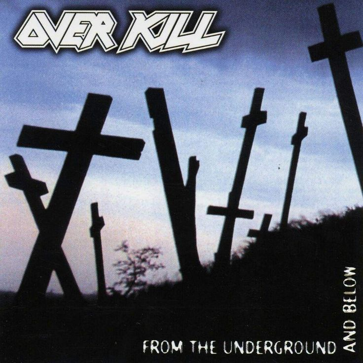 , , Overkill is a thrash metal band from New Jersey formed in 1980. Probably one of the most if not ...