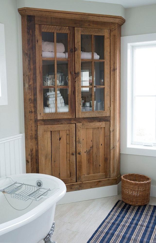 Best 25+ Linen cabinet in bathroom ideas on Pinterest ...