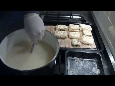 ▶ How To Make Halloumi or Helim at Home - YouTube  #goatvet loves fried halloumi
