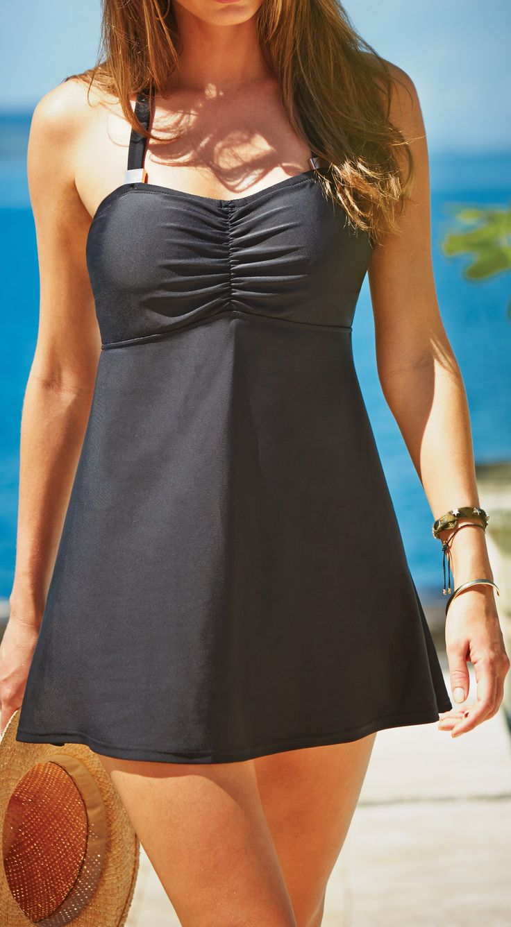 Swimsuits For Pear Shaped Women Over 50