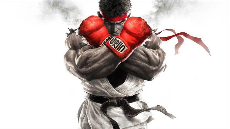 video Games Street Fighter Street Fighter V Ryu Street Fighter