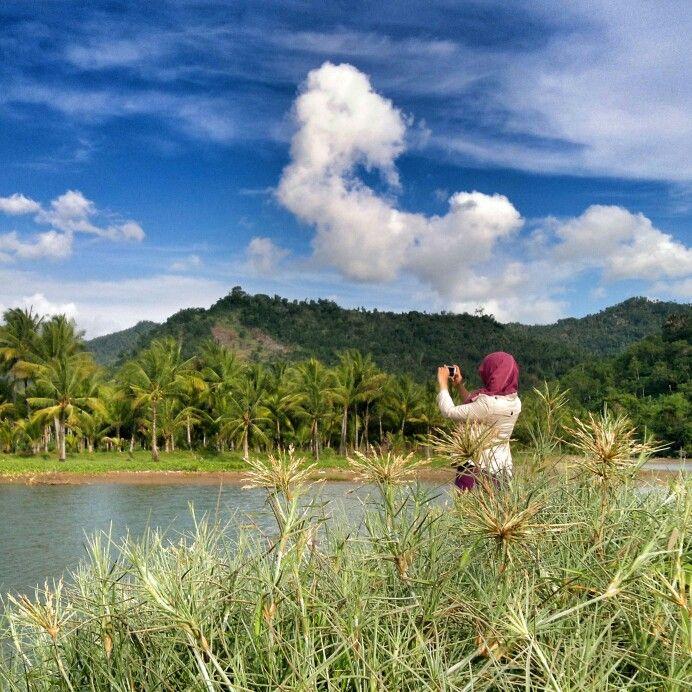 Pantai konang #wisatajatim #indonesia