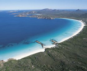 Lucky Bay, Cape Le Grand, Western Australia. One of the most beautiful places I have ever been to