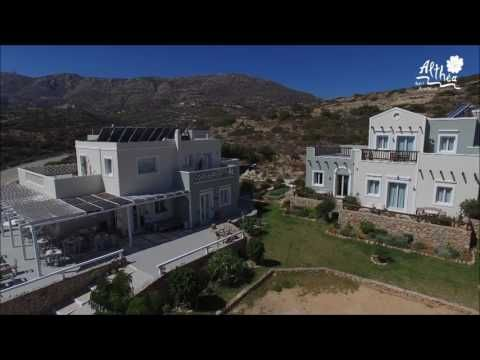 ALTHEA BOUTIQUE HOTEL KARPATHOS GREECE - YouTube
