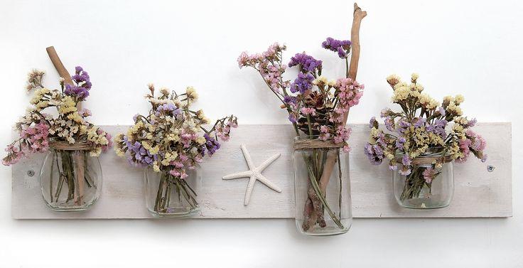 Oltre 25 fantastiche idee su fiori secchi su pinterest for Decorazione stanza romantica