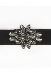 crystal stones on belt