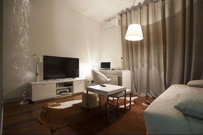 Квартира в стиле минимализм - эффектный современный интерьер