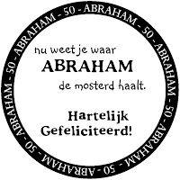 Scrapkraom: Waar Abraham de mosterd haalt!