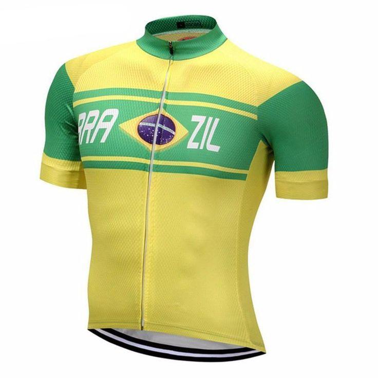Brazil National Pro Cycling Jersey [70% Discounts] – Online Cycling Gear