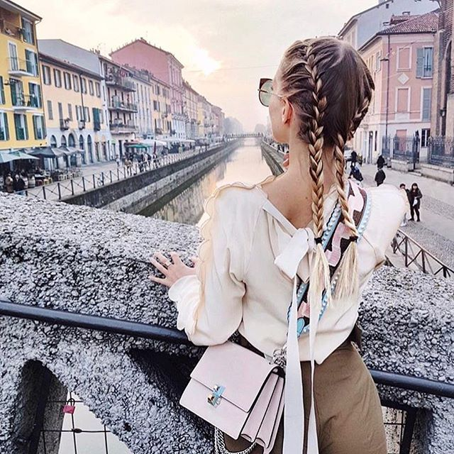 Milan, Italy...  #Milan - #Italy  Photo Credit: @ohhcouture