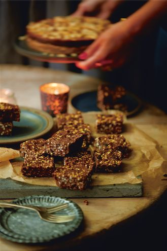 Almond Butter Rocky Road, Photo by Claire Winfield