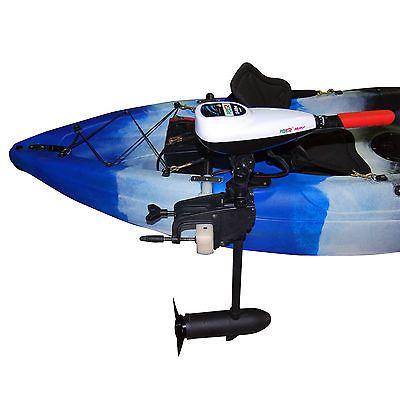 electric motors for trolling kayak - Поиск в Google | El-motors for ...