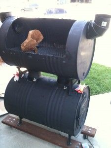 Big Baby Smoker – California DIY