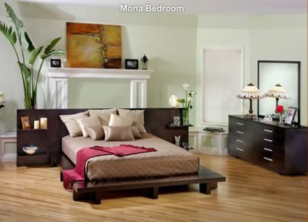 Detail of Mona Bedroom Set | Indonesia Contemporary Furniture