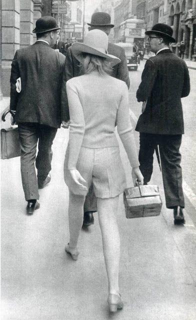 Sixties London. Photo: Jacques Henri Lartigue