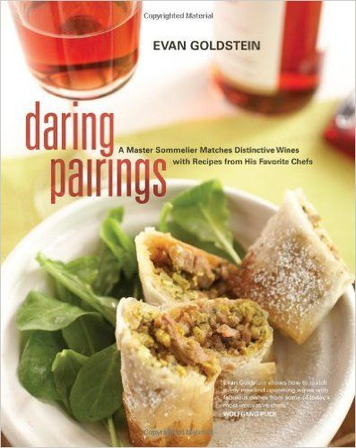 Daring pairings book gives you a complete guide three dozen less common grape varieites and what foods to eat with them