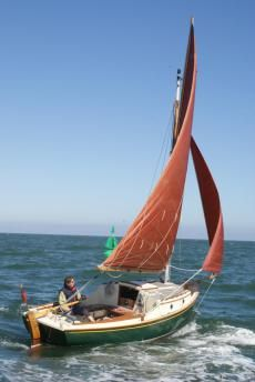 Norfolk Gypsy 20 for sale UK, Norfolk boats for sale, Norfolk used boat sales, Norfolk Sailing Yachts For Sale Norfolk Gypsy Panhagatty - Apollo Duck