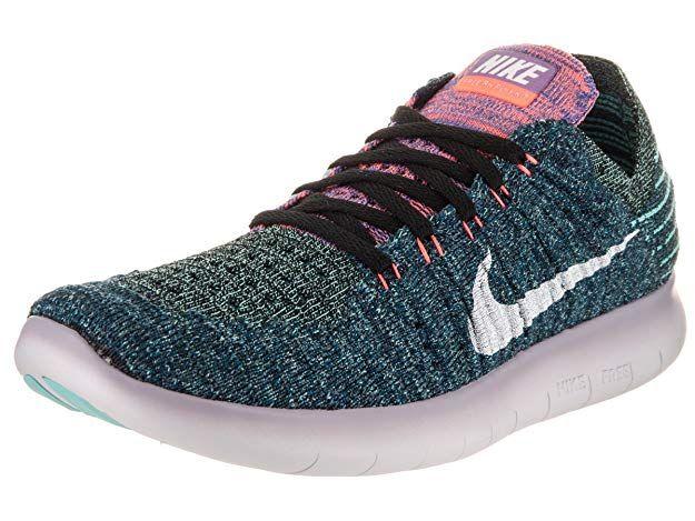 Muñeco de peluche equilibrar mordedura  Amazon.com   Nike Women's Free Running Motion Flyknit Shoes   Road Running    Womens running shoes, Nike women, Running shoes
