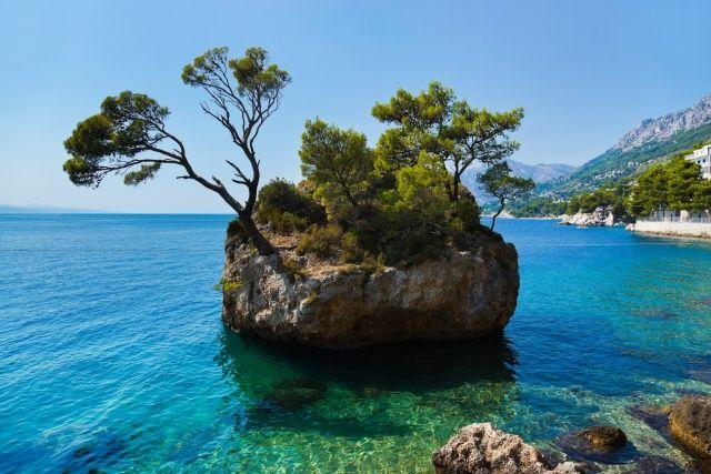Mer Croatie