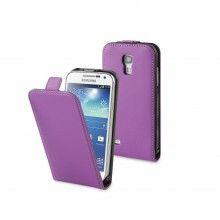 Forro Galaxy S4 Mini Muvit - Slim Lila con Protector Pantalla  $ 43.605,52
