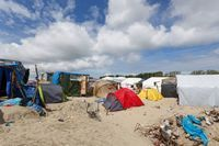 Fingerprint scanner scares refugees away from safe haven In northern France, authorities and charities have built three refugee camps with different technology and philosophies. But their good intentions can easily be undermined.