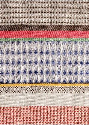 textielmuseum theedoeken van Jolien van Schagen. Alumnus Textiel & Mode van de KABK