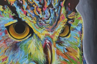 Owl by Harvin Alert