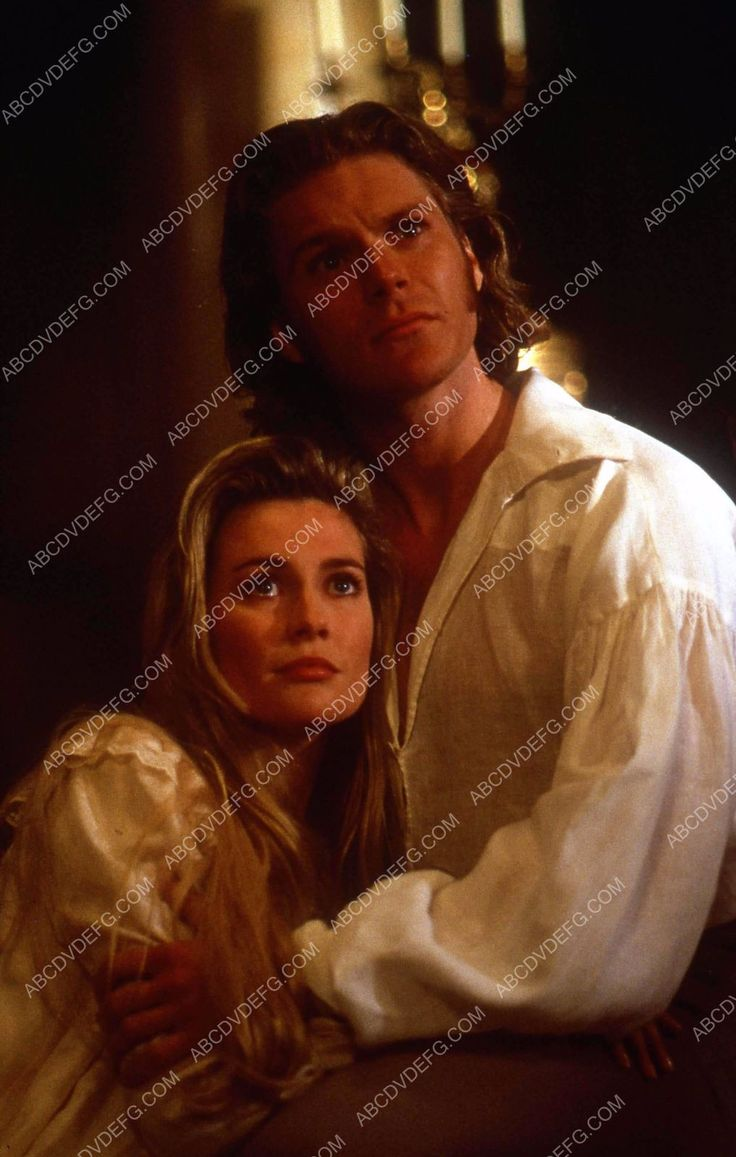 Alison Doody Benedict Taylor TVM Duel of Hearts 35m-1234