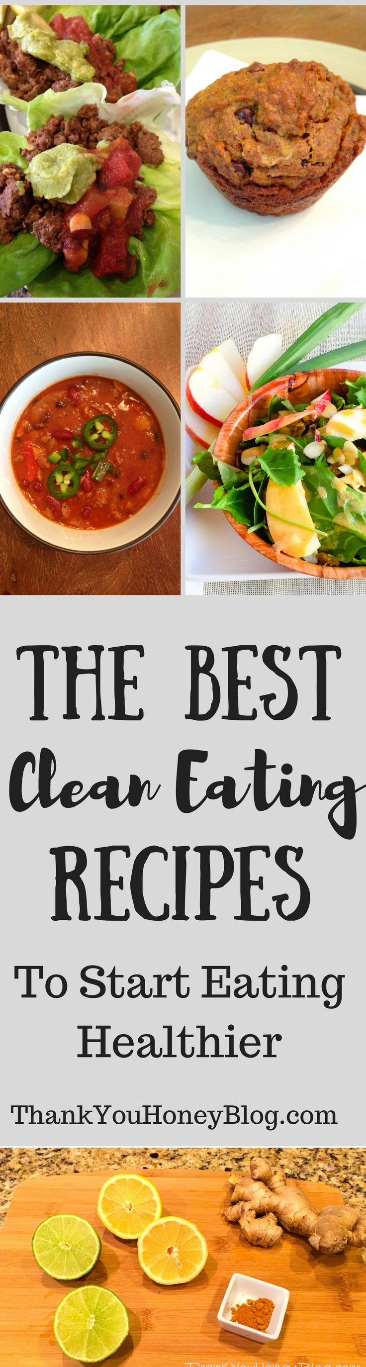 Clean Eating, Diet, Lifestyle, Changes, New Year, The Best Clean Eating Recipes to Start Eating Healthier, Eating Right, Healthy Living, Eating Better, Tips