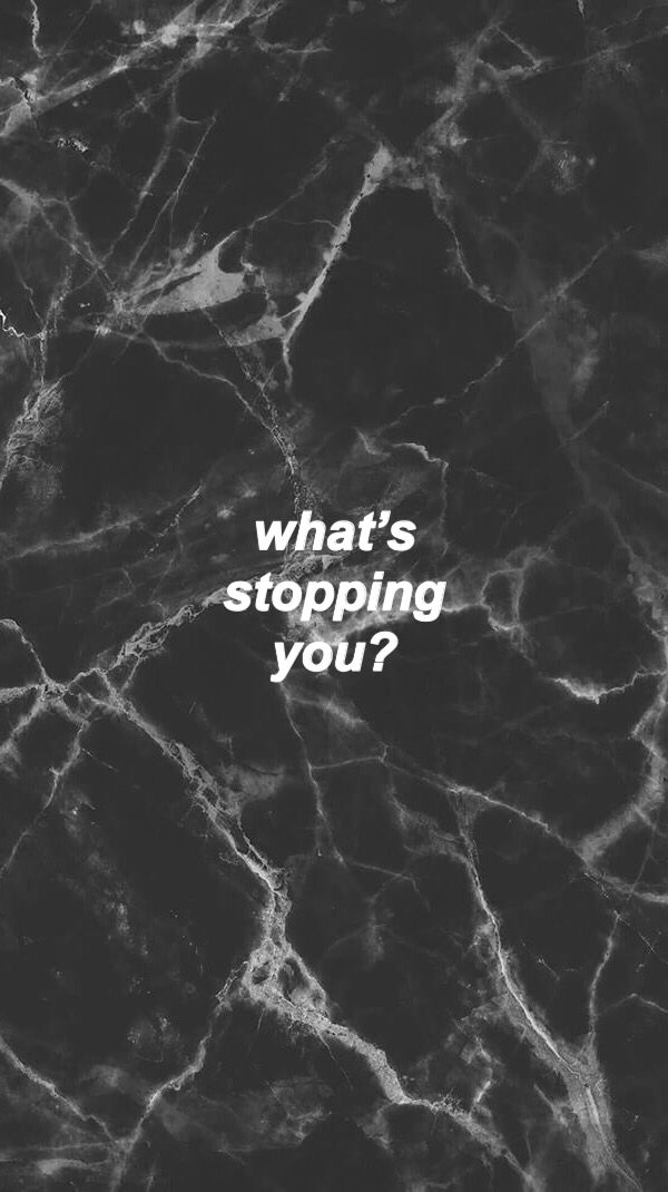 Aesthetic Marble Wallpaper With Quotes