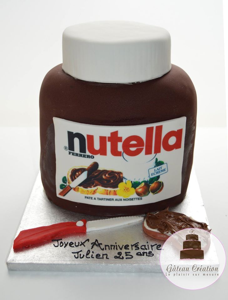 1000 images about gateau nutella on nutella places and nutella cake