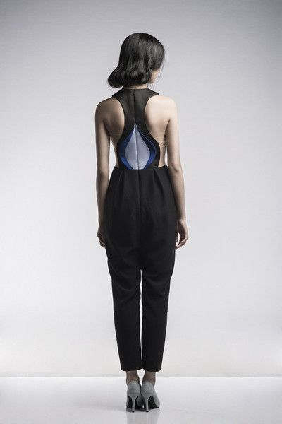 Peggy Hartanto Jade Jumpsuit in Black | nana & bird - Only Curating What We Love