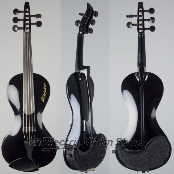 A gorgeous electric violin!