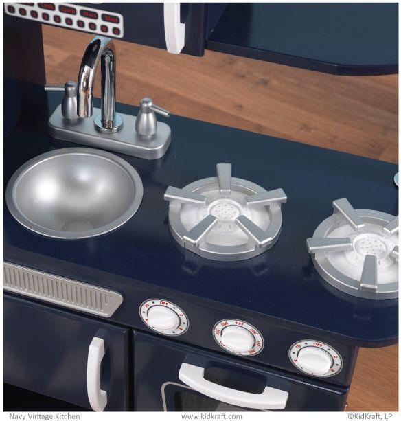 1000 Ideas About Kidkraft Vintage Kitchen On Pinterest Kidkraft Kitchen Kidkraft Retro
