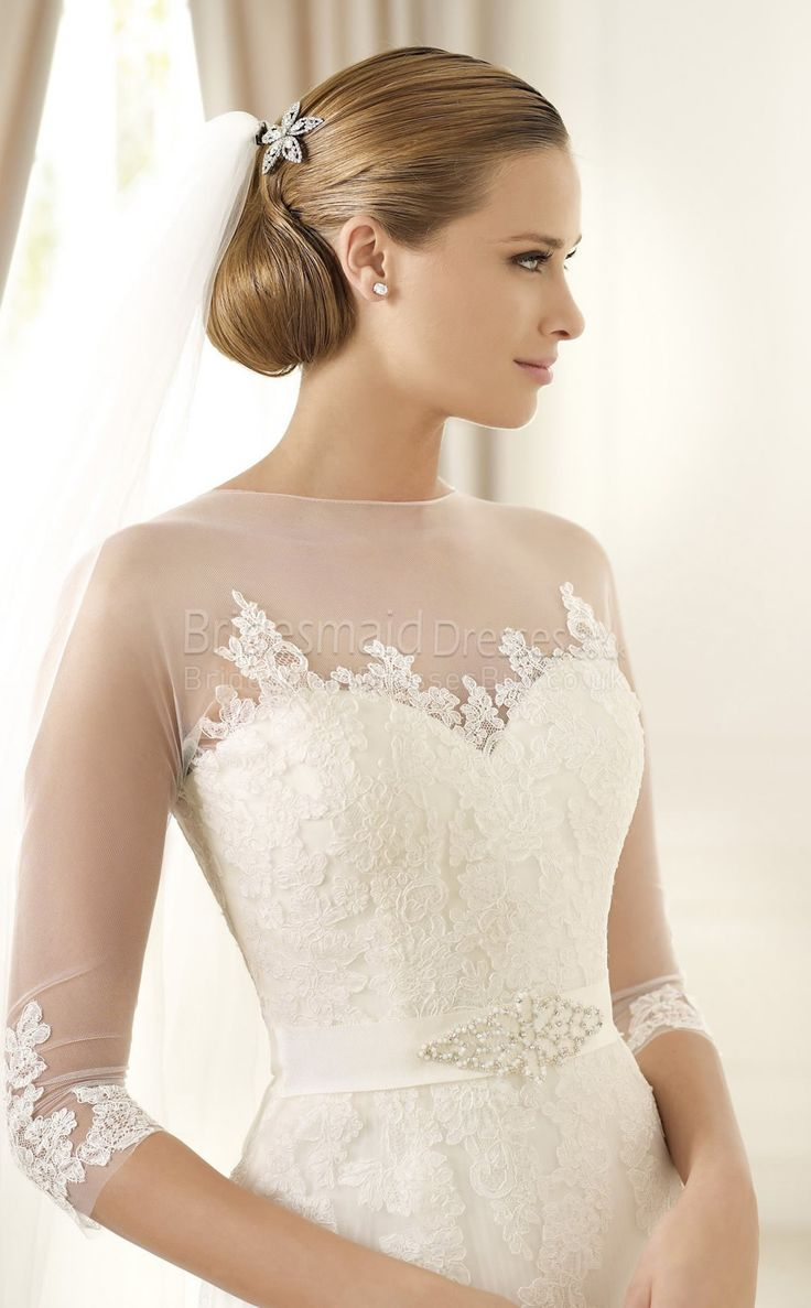 24 best Wedding dresses for lean column bodyshape images on ...
