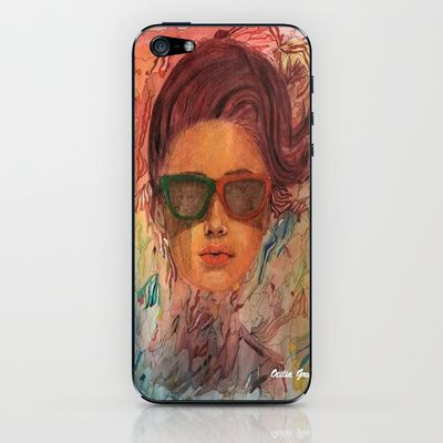 Looking for the summer iPhone & iPod Skin by otilia elena - $15.00