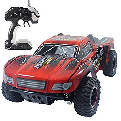 hugine 116 20kmh high speed rc car off road vehicle 24g racing cars rock crawler monster truck dune buggy extreme 4 wheel independent suspension radio