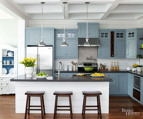 23 Creative Ways to Color Your Kitchen