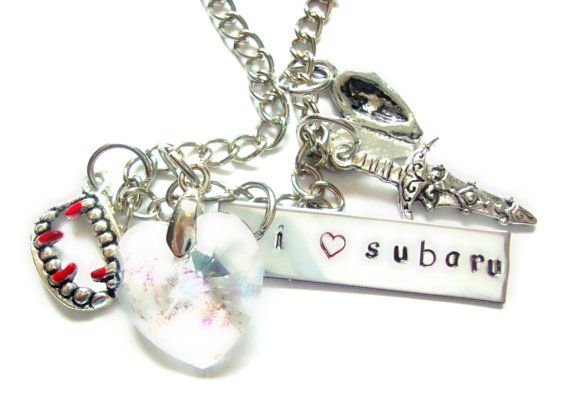 Diabolik Lovers Subaru Necklace by Anime Couture
