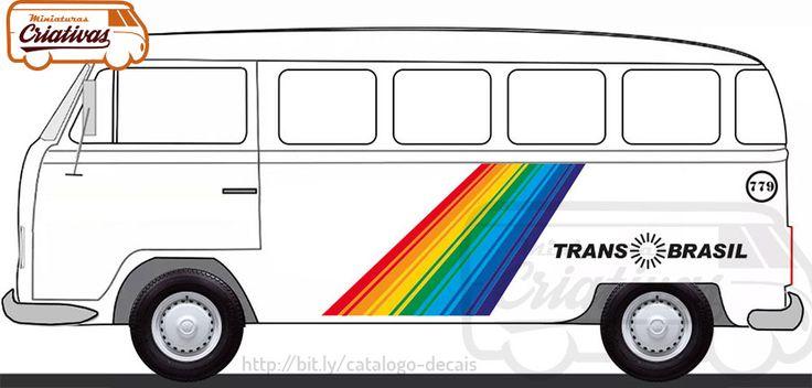 Kombi TransBrasil