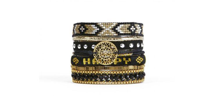 Bracelet brésilien Blackhappy